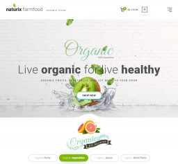 Web - organic food